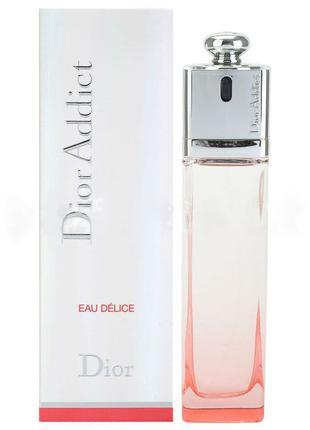 Женская туалетная вода Christian Dior Addict Eau Delice ( цвет...