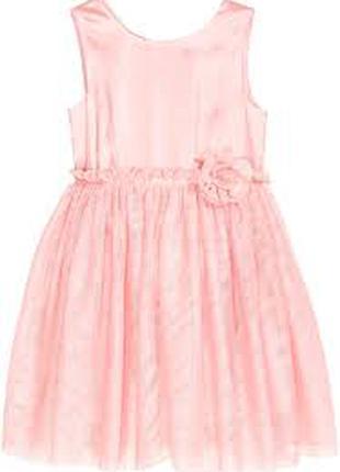 нарядное платье 9 - 10 лет нм