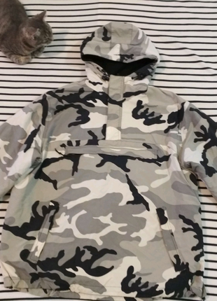 Куртка ветровка мужская L