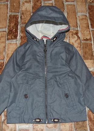 Куртка ветровка мальчику 1 - 2 года