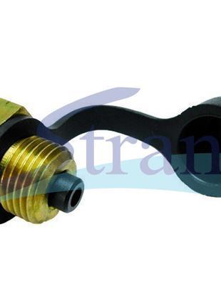 Соединитель прямой с клапаном m16 * 1.5