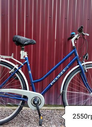 Велосипед на планетарці Peoget 28