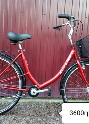 Велосипед на планетарці City line 28