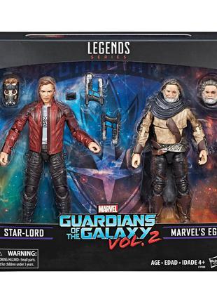 Звездный Лорд и Эго Стражи Галaктики 2 -Star-Lord