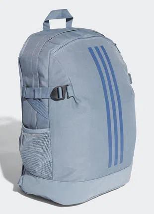 Рюкзак adidas Power 4 Backpack RawSteel Оригинал Серый стальной