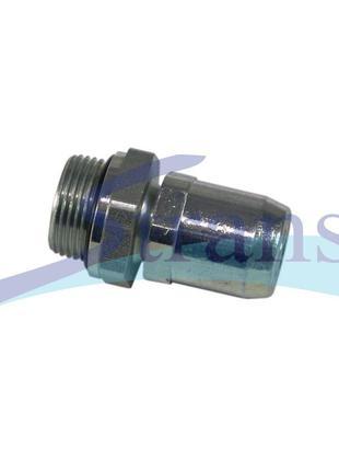 Соединитель прямой m22mm диаметр 12mm трубка
