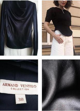 Дизайнерская, эксклюзивная блуза от французcкого дизанера из 1...
