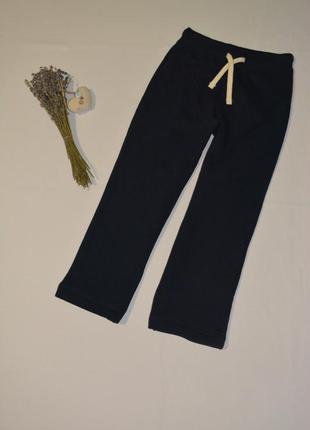 Теплые штаны для девочки размер 5-6 лет landsend англия