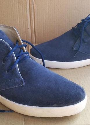 Модные удобные новые полностью кожаные итальянские ботиночки к...