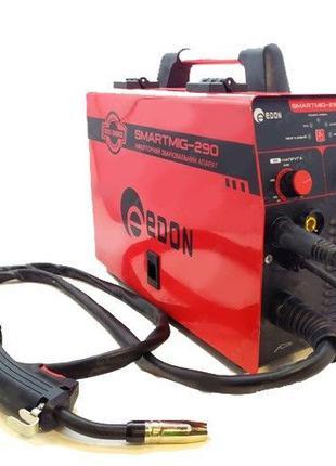 Полуавтомат сварочный инверторный Edon SmartMIG-290 едон .