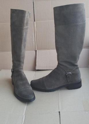 Модные полностью кожаные сапоги carlo pazolini