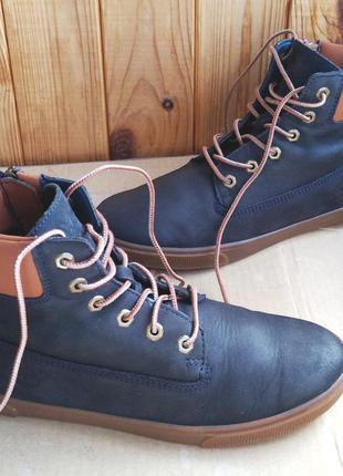 Стильные тиберленды кожаные ботиночки timberland earthkeepers ...