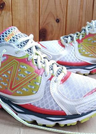 Стильные лёгкие комфортные кроссовки new balance 1080 v3