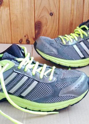 Стильные удобные кроссовки adidas оригинал