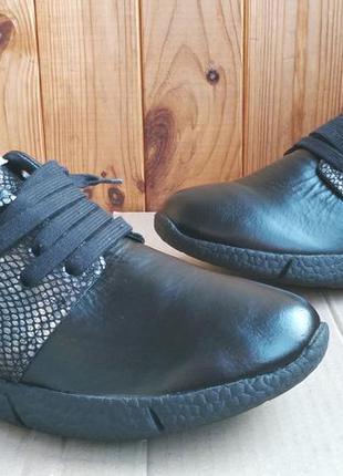 Стильные полностью кожаные итальянские мокасины кроссовки stau...