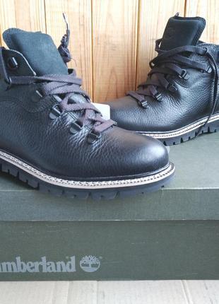 Стильные утепленные водонепроницаемые ботинки timberland ориги...