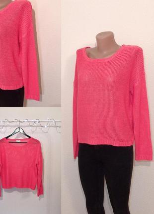 Стильный акриловый джемпер свитер свитерок reserved