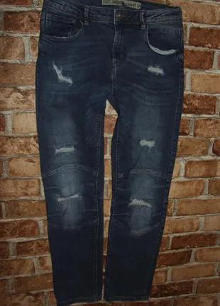 джинсы мальчику 11 - 12 лет