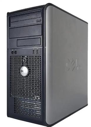 Компьютер Dell Optiplex 755 MT (E8400/4/250)