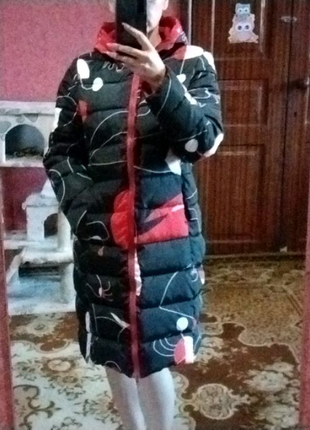 Модное осенние пальто