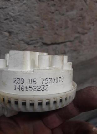 Прессостат 146152232 датчик уровня воды Electrolux, Zanussi