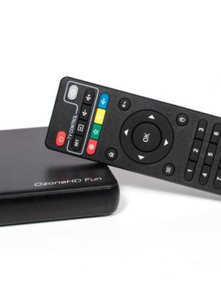 Smart TV Box Android приставка OzoneHD Fun 4/32Гб