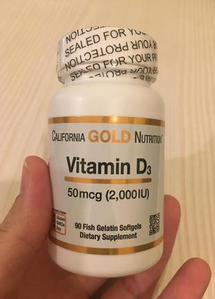 Витамин д3 2000ме сша америка витамин d3