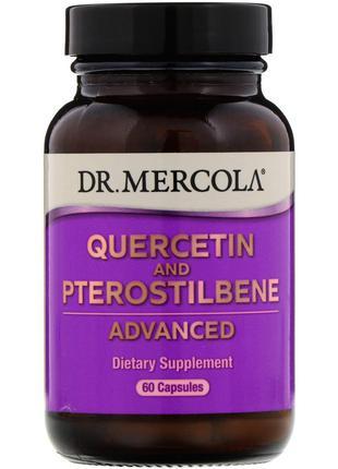 Dr. Mercola, Кверцетин и птеростильбен с усовершенствованной р...