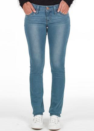 Levi's джинсы оригинал голубые размер w26 levis