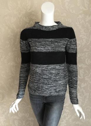 Inwear теплый свитер хлопок альпака кашемир меланж