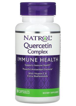 Natrol, комплекс с кверцетином, 50 шт., официальный сайт, NTL-...
