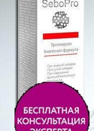 SeboPro средство для восстановления волос СебоПро, официальный...