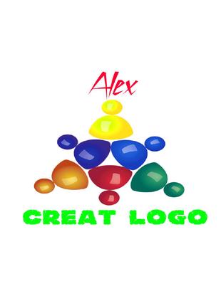 Логотипи на картинки (фото). Любого розміру.