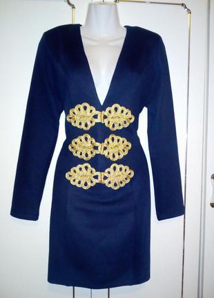Шикарное брендовое платье rare london