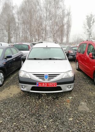 Dacia Logan 2008 benzine