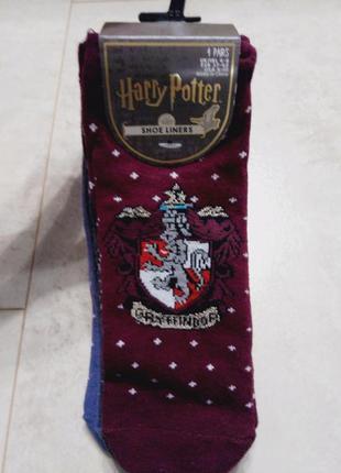 Комплект женских носков гарри поттер, 4п/упак
