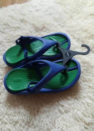 Шлепанцы шлепки вьетнамки кроксы crocs c10-11
