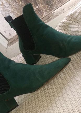 Челси , ботинки Zara