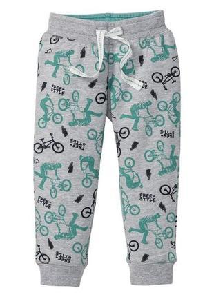 Спортивные штаны, брюки lupilu, германия, с начесом