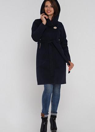 Демисезонное пальто кашемир.