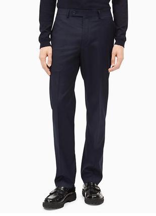 Шикарные классические брюки calvin klein