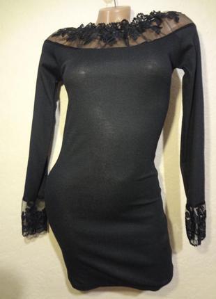 Шикарное платье миди jinjin размер s
