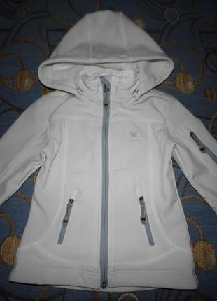 Куртка-ветровка рост 104