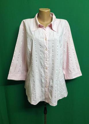 Рубашка-блуза bexleys
