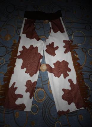 Ковбойские штаны 3-5 лет