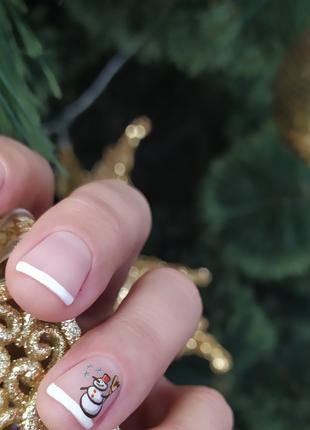 Наращивание ногтей акригелем