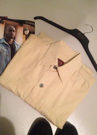Мужская коттоновая рубашка.1031