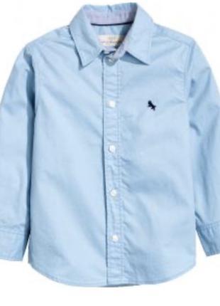 Рубашка H&M р.134