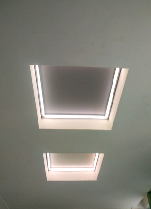 Светодиодные Интерьерные линейные светильники