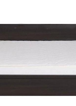 Кровать БРВ Каспиан LOZ_160 (каркас) венге (025)